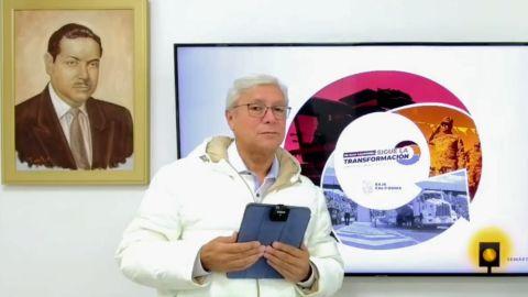 Informará Bonilla ante Presidente López Obrador en su próxima gira de trabajo