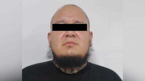 Detienen en Apodaca al 'Millonario', del Cartel de Santa, por presunto homicidio