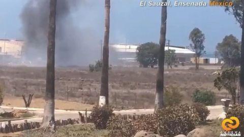 Contaminada, sin agua y con un alcalde bajo proceso, encontrará AMLO Ensenada