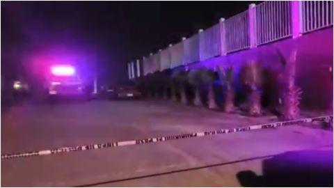 Asesinan a hombre en la colonia Mariano Matamoros esta noche