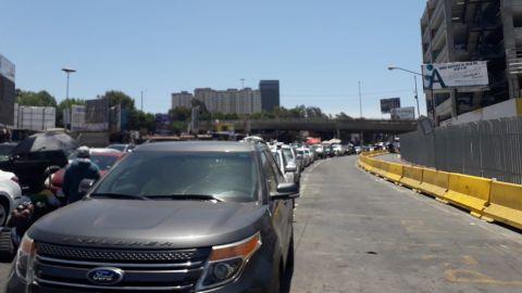 Prevén caos vial por reapertura de la frontera: Piden operativos para evitarlo