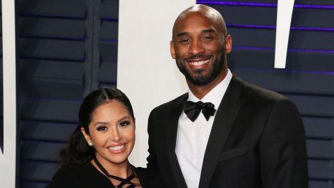 Condado de Los Ángeles exige que viuda de Kobe Bryant tome un test psicológico