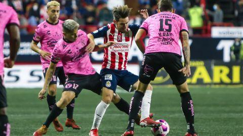 Xolos y Chivas finalizan con empate sin goles