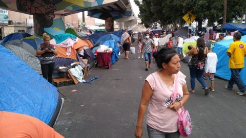 El Chaparral ya no es campamento migrante, se está colonizando: Alcaldesa