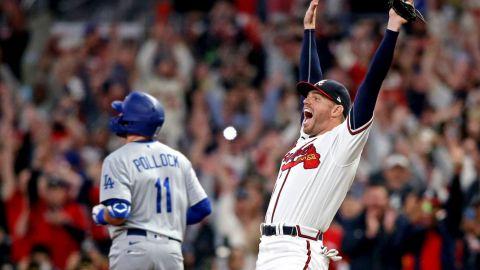 Dodgers quedan eliminados y los Braves de Atlanta avanzan a la serie mundial