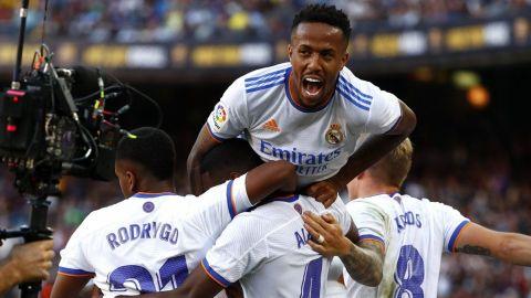 Real Madrid derrota al Barcelona y es el ganador de El Clásico Español