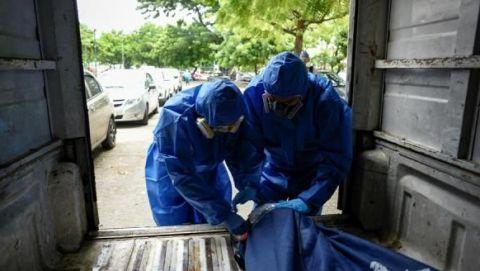 Por Covid-19 siete personas fallecieron en el IMSS