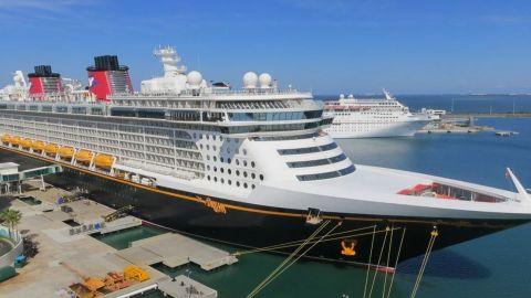 Disney anuncia cruceros para el Caribe y México en 2023