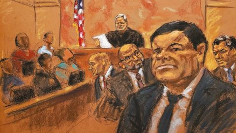 Abogados de 'El Chapo' buscan anular sentencia de cadena perpetua